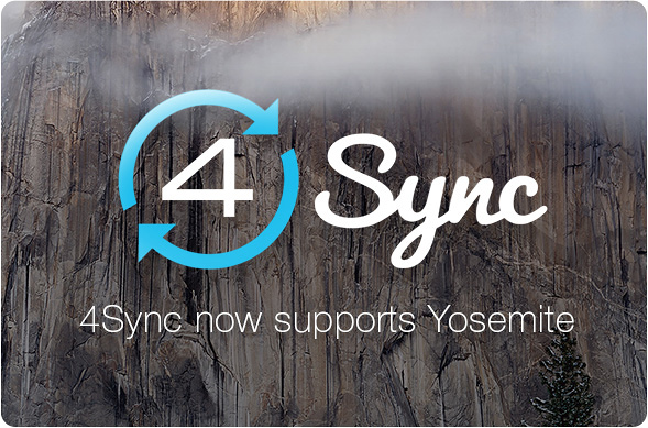 4Sync_OS X Yosemite
