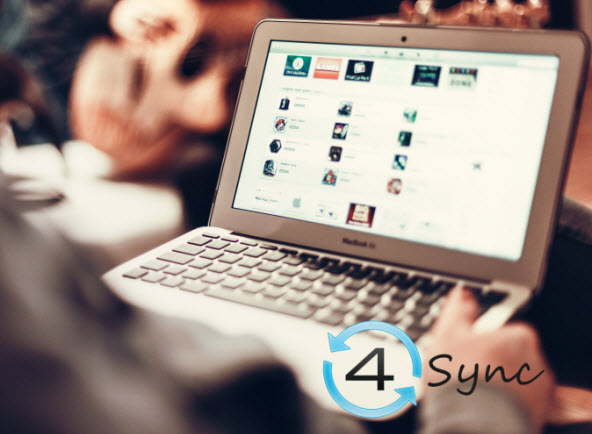 4Sync for web design