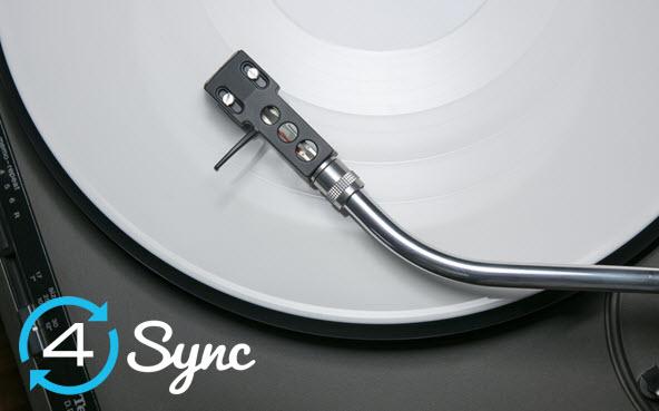 4Sync-embed-audio-widget
