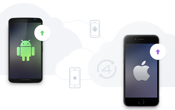 new 4Sync Android and iOS
