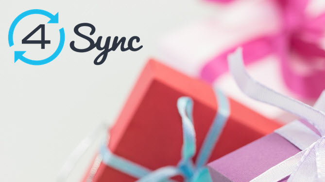 4Sync surprises