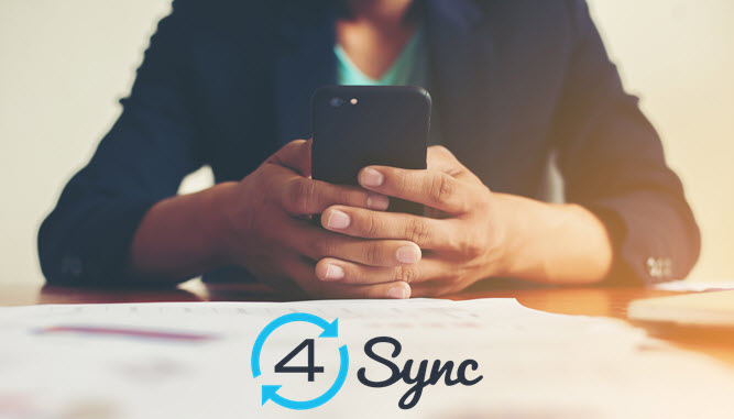 Updates in 4Sync for Android