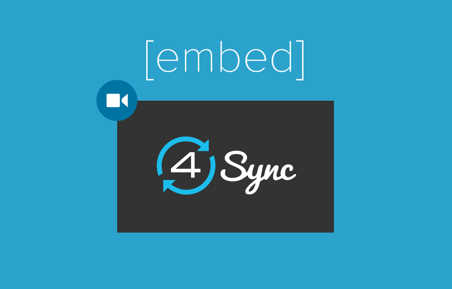4Sync video embed